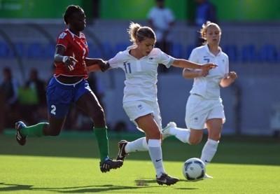 Coupe du Monde U17 - COUSIN-DECLERCQ, paire de dames... et d'as (fifa.com)