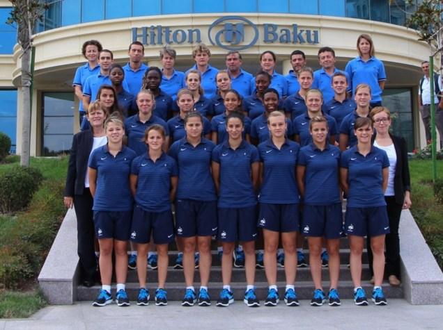 Coupe du Monde U17 - Les tirs au but ont souri à la FRANCE
