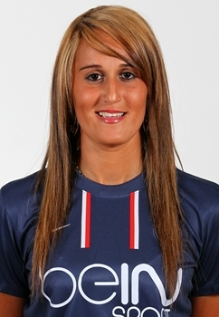 Kheira Hamraoui (photo psg.fr)