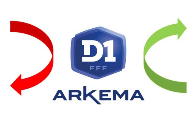 #D1Arkema - Les transferts de l'intersaison : KHELIFI prêtée à DIJON