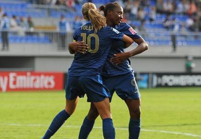 Kadidiatou Diani, buteuse décisive (photo fifa.com)