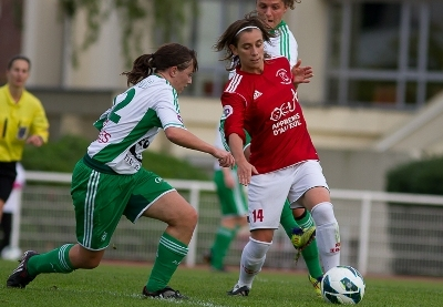 Charlotte Lozé et Issy en quête d'un succès se rendent à Montpellier (photo W Morice)