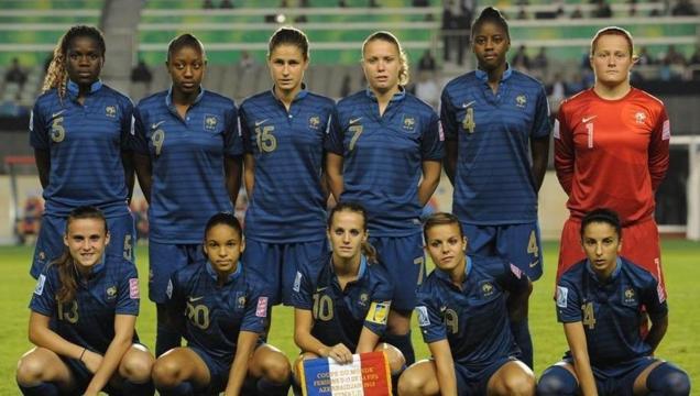 La sélection U17 française (photo fifa.com)