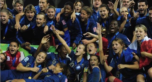 La joie des championnes du Monde (photo fifa.com)