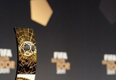 Gala FIFA Ballon d'Or 2012 - Annonce de la liste des pré-sélectionnées