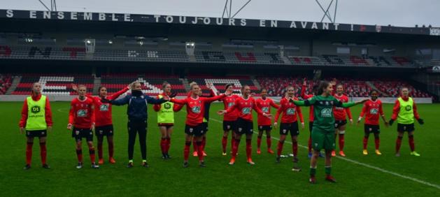 Après la qualification en quart face à Reims, retour au Roudourou pour la demi (source facebook Papy Xav le Breton)