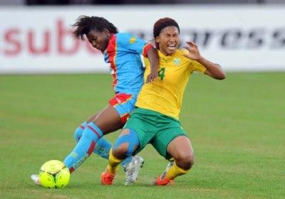 La Sud-Africaine Amanda Sister en difficulté dans ce duel s'est malgré tout qualifiée