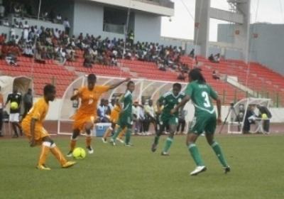 La Cote d'Ivoire éliminée par le Nigeria