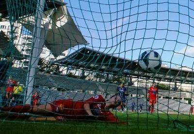 Le stade Charléty a de nouveau souri au PSG (photo E Baledent/LMP)