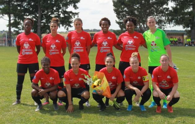 Women's Cup Grand Est - Pluie de buts et ambiance orageuse