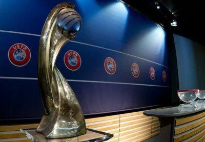 EURO 2013 - La FRANCE avec l'ANGLETERRE, la RUSSIE et l'ESPAGNE