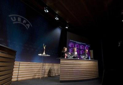 U19 - Deuxième tour Euro 2013 - La FRANCE avec SUISSE, BELGIQUE et RUSSIE