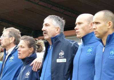 """U19 - Gilles EYQUEM : """"Il faudra trouver une cohérence pour être prêt au bon moment"""""""