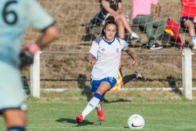 L'internationale costaricaine Herrera (photo Gianni Pablo)