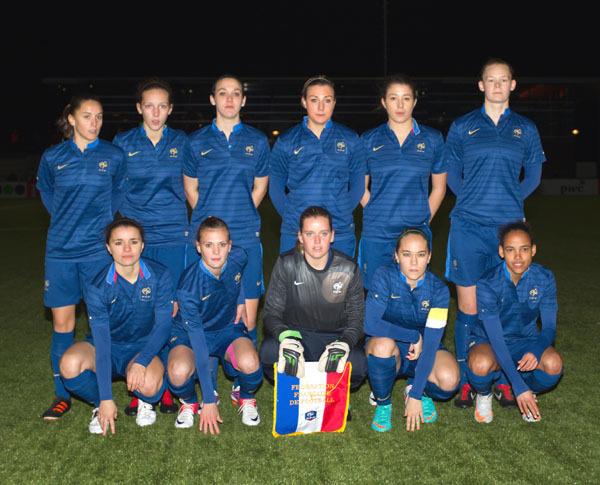 U19 - Défaite pour les Bleuettes aux PAYS-BAS