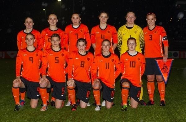 U19 - La FRANCE prend sa revanche (3-0)