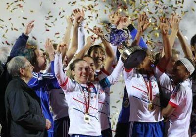 Mobcast Cup - Les Lyonnaises décrochent un titre mondial