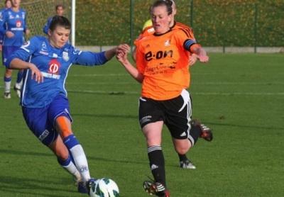 Dacquigny lors du précédent match gagné contre Yzeure...