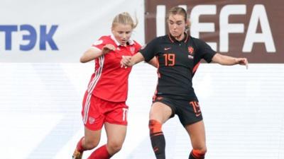 Jill Roord permet aux Pays-Bas de gagner une 7e victoire de qualification