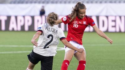 Euro 2022 (Qualifications) - L'ISLANDE tient la SUEDE en échec, la SUISSE repasse en pôle