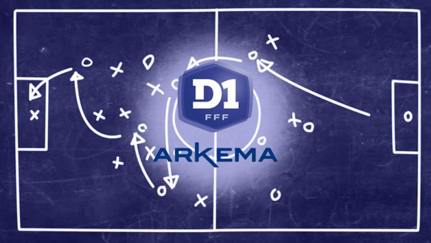 #D1Arkema - Les statistiques de la 4e journée