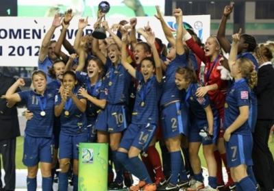 Le titre mondial U17 pour la France