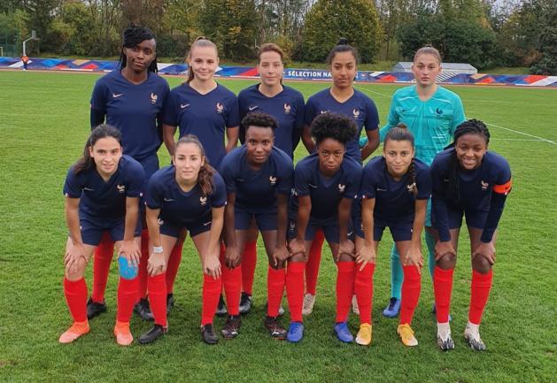 U20 - Victoire face à NANCY pour clôturer le stage (6-0)