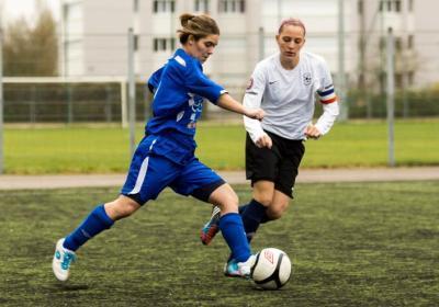 Le club de St Max Essey qui atteignait pour la première fois ce stade de la compétition s'est incliné contre Blanzy (0-3)