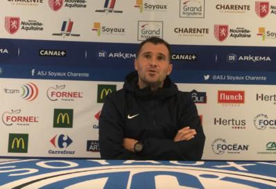 Laurent Mortel (capture écran Charente Libre)