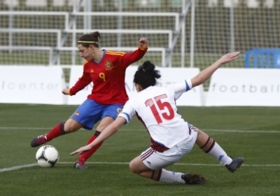 International - L'ESPAGNE bat la RUSSIE 2-1