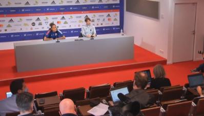 """#D1Arkema - J9 : Jean-Luc VASSEUR (OL) : """"Il y a un avantage mental, mais on reste toujours vigilant"""""""