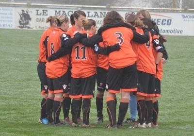 Soudées, les filles du FC Lorient devront encore l'être pour accéder aux 16èmes de finale de la Coupe de France.