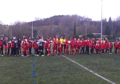 Coupe de France - Une défaite mais la fête pour le CS NIVOLAS