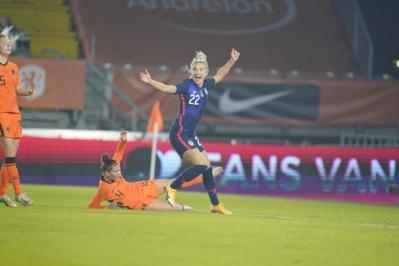 Mewis scelle la victoire américaine (photo US Soccer)