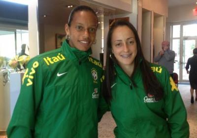 Le Brésil pourra compter sur Cristiane