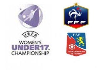 EURO 2013 - U17 - La sélection pour le tour élite qualificatif en Rhône-Alpes