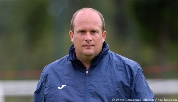 #D1Arkema - Michaël BUNEL, nouvel entraîneur du HAC