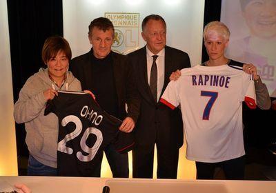 Patrice Lair avait eu des garanties avant de prolonger son contrat en décembre dernier. Rapinoe et Ohno en faisaient certainement partie. (Photo Alexandre Ortega)