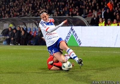 Lotta Schelin totalise 20 buts en D1 (photo Alex Ortega)