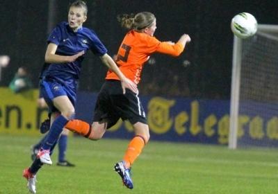 Faustine Robert retrouvera l'équipe U19 des Pays-Bas (photo DR)