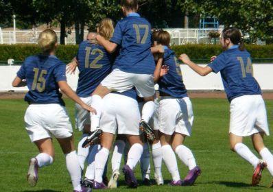 U19 - FRANCE - ISLANDE, un succès mérité (2-0)