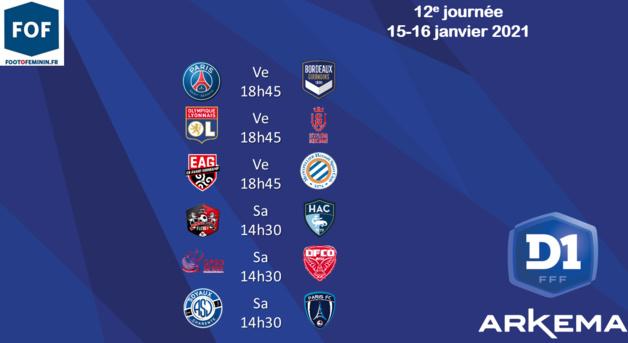 #D1Arkema - LIVE J12 : SOYAUX - PARIS FC : 0-3