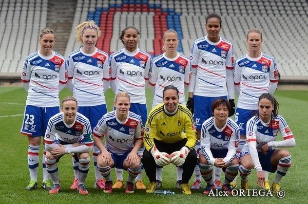 Olympique Lyonnais (Crédit Alexandre Ortega)