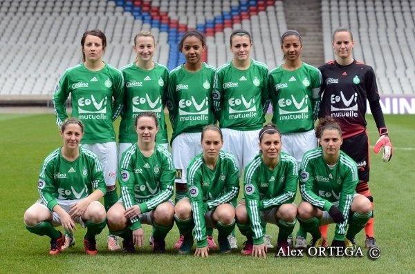 AS Saint-Etienne (Crédit Alexandre Ortega)