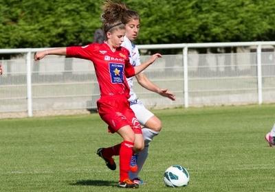 Laurie Cance, malgré sa jeunesse, a déjà 30 matchs en D1 (photo Eric Baledent/LMP)