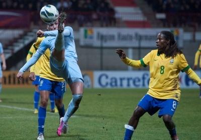 Après le Brésil, les Bleues affronteront le Canada puis deux européens en juin (photo E Baledent/LMP)