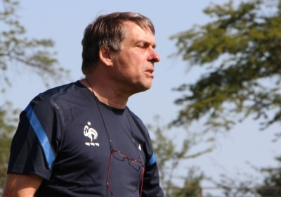 Guy Ferrier espère sur une meilleure prestation de son équipe