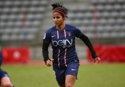 """D1 - Shirley CRUZ (PSG) : """"L'envie de faire aussi bien qu'à Lyon"""""""