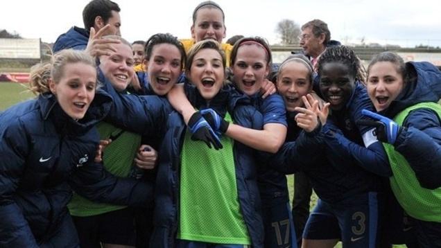 U19 - Une qualification aisée pour les Bleuettes