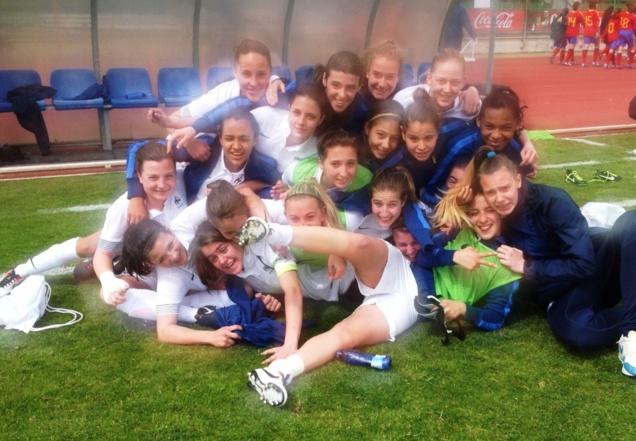 U16 - Nouvelle victoire face à l'ESPAGNE (2-1)